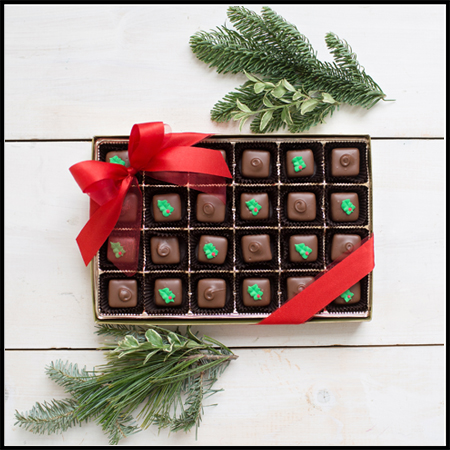When Will Mint Meltaways Be Available For Christmas 2021? Holiday Mint Meltaways Graham S Fine Chocolates Ice Cream